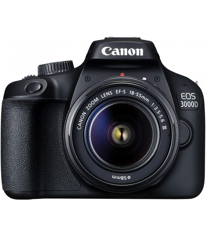 دوربین Canon مدل 3000D به همراه لنز EF-S 18-55mm III