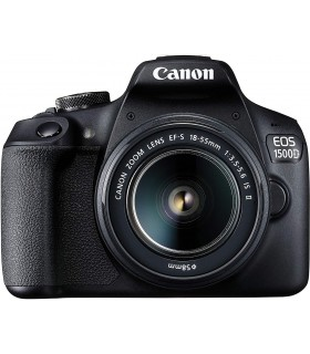 دوربین Canon مدل 1500D به همراه لنز EF-S 18-55mm IS II