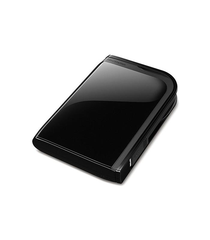 هارد اکسترنال بوفالو مدل HD-PZ1 ظرفیت ۱ ترابایت