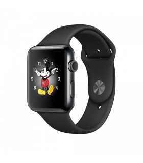 ساعت هوشمند اپل واچ سری ۲ (Apple Watch S2 42mm Black) - دست دوم