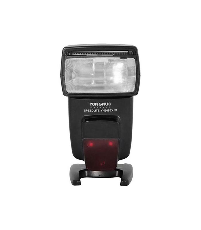 فلاش رودوربینی Yongnuo مدل YN568EX III مخصوص دوربین های کانن