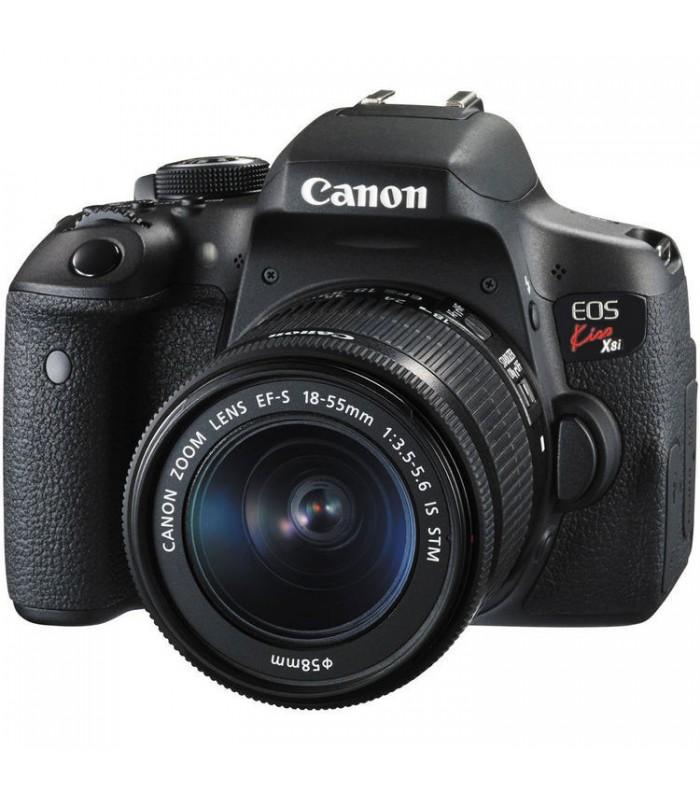 دوربین دیجیتال کانن مدل Kiss X8i همراه لنز EF-S 18-55mm IS STM