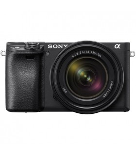 دوربین دیجیتال کامپکت سونی مدل Alpha a6400 همراه لنز Sony 18-135mm