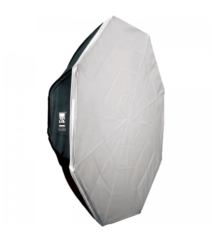 S&S 120cm Circular Softbox with Grid