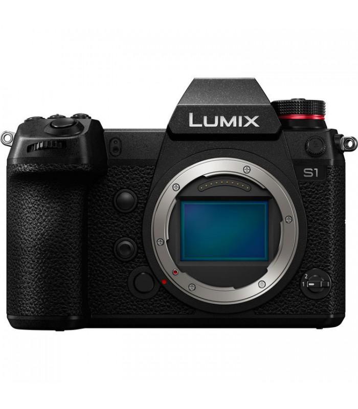 دوربین فول فریم بدون آینه پاناسونیک مدل Lumix DC-S1