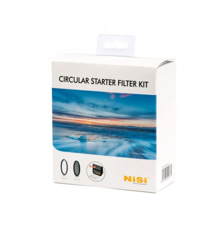 کیت فیلتر Nisi مدل 82mm Circular Starter Kit