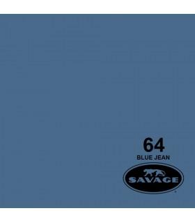 فون کاغذی SAVAGE کد رنگی Blue Jean 64-12