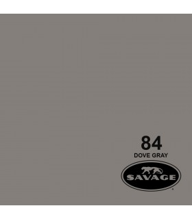 فون کاغذی SAVAGE کد رنگی Dove Gray 84-12