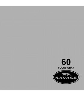 فون کاغذی SAVAGE کد رنگی Focus Gray 60-12