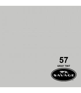 فون کاغذی SAVAGE کد رنگی Gray Tint 57-12