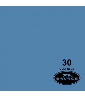 فون کاغذی SAVAGE کد رنگی Gulf Blue 30-12