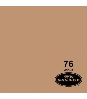 فون کاغذی SAVAGE کد رنگی Mocha 76-12