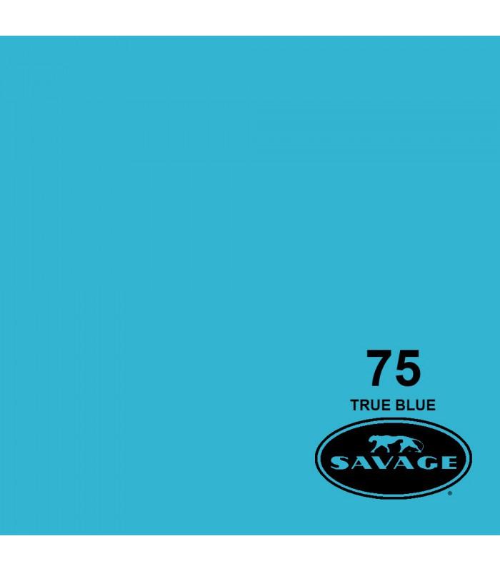 فون کاغذی SAVAGE کد رنگی True Blue 75-12