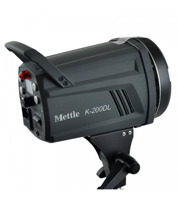 فلاش استدیویی Mettle مدل K-200DL