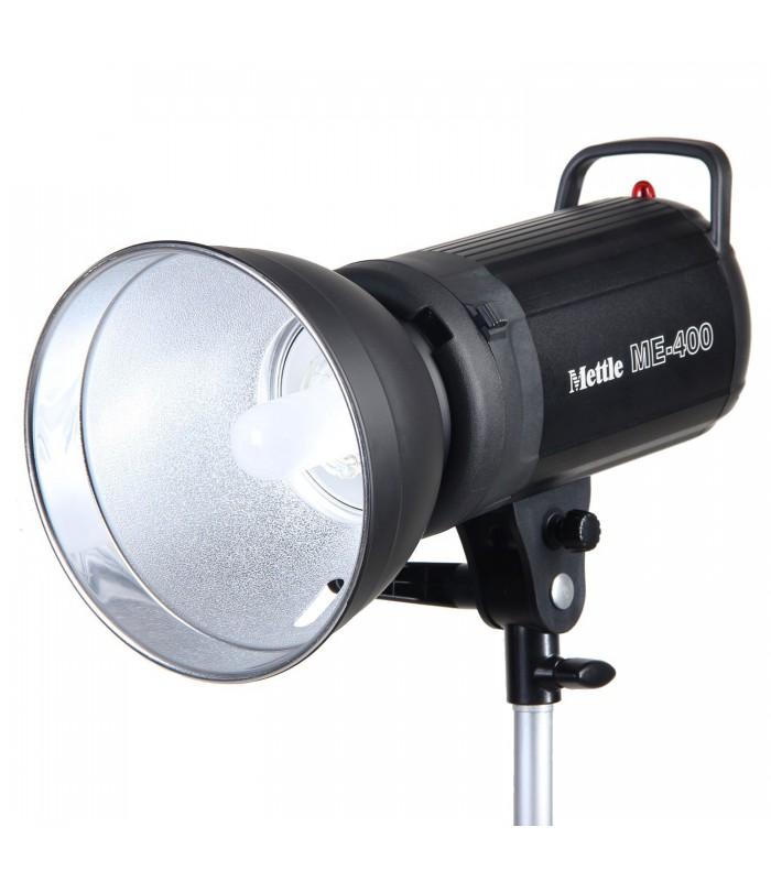 Mettle 400J Studio Flash Head ME-400