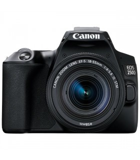 دوربین Canon مدل 250D همراه لنز EF-S 18-55mm