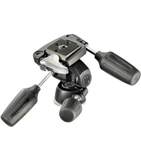 Manfrotto BASIC PAN TILT HEAD WITH QUICK RELEASE PLATE 804RC2