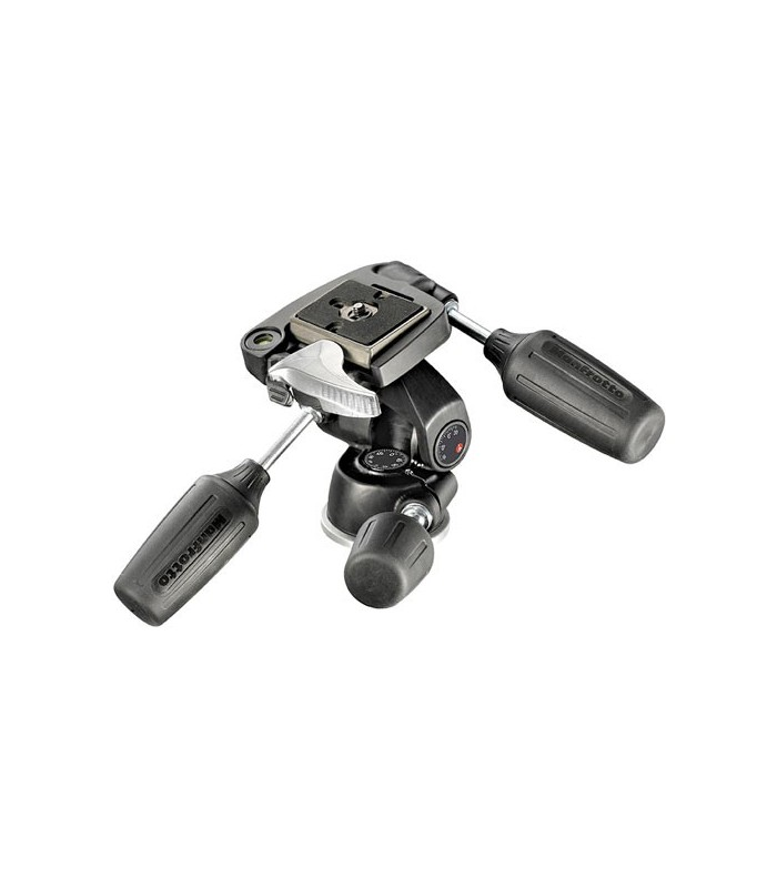 Manfotto BASIC PAN TILT HEAD WITH QUICK RELEASE PLATE-804RC2