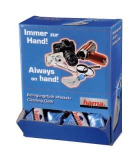 Hama Pocket Microfibre Cleaning Cloth
