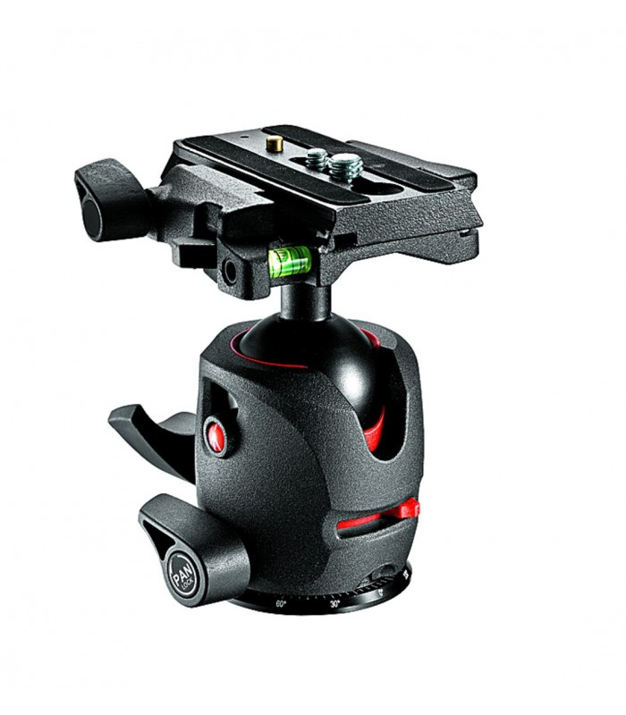 Manfrotto 054 Magnesium Ball Head with Q5 Quick Release-MH054M0-Q5