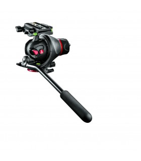 Manfrotto 055 Magnesium Photo-Movie Head with Q5 Quick Release-MH055M8-Q5