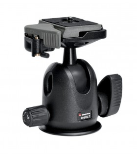 Manfrotto COMPACT BALL HEAD WITH RC2 RAPID CONNECT SYSTEM 496RC2