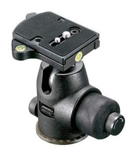 Manfrotto HYDROSTATIC BALL HEAD WITH RC4 RAPID CONNECT SYSTEM-468MGRC4