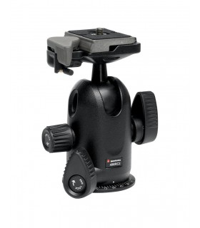 Manfrotto MIDI BALL HEAD WITH RC2 RAPID CONNECT SYSTEM 498RC2