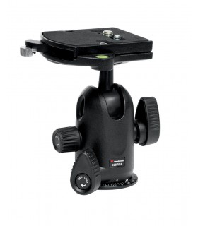 Manfrotto MIDI BALL HEAD WITH RC4 RAPID CONNECT SYSTEM-498RC4