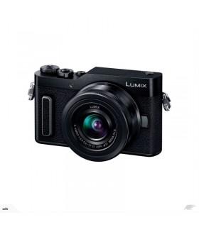 دوربین بدون آینه پاناسونیک مدل Lumix DC-GF10 همراه لنز ۳۲-۱۲ میلیمتر