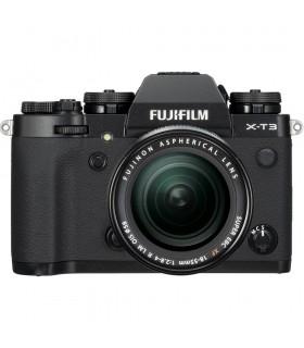 دوربین دیجیتال بدون آینه Fujifilm مدل X-T3 همراه لنز ۵۵-۱۸ میلیمتر
