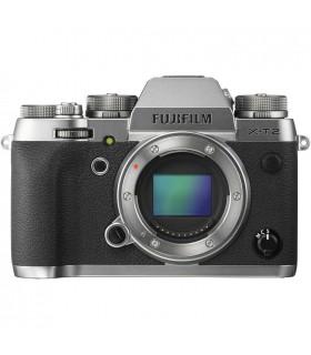 دوربین بدون آینه Fujifilm مدل X-T2 رنگ نقرهای گرافیتی