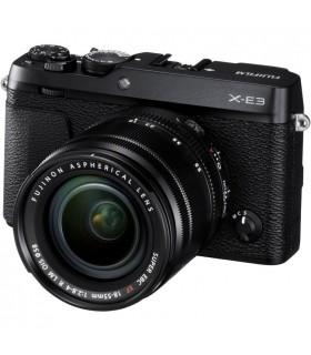 دوربین دیجیتال بدون آینه Fujifilm مدل X-E3 همراه لنز ۵۵-۱۸ میلیمتر
