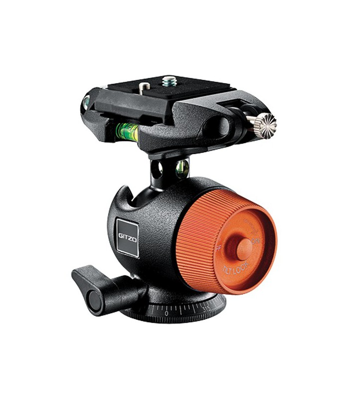 GITZO SER.1 BALL HEAD QR BLACK GH1781QR