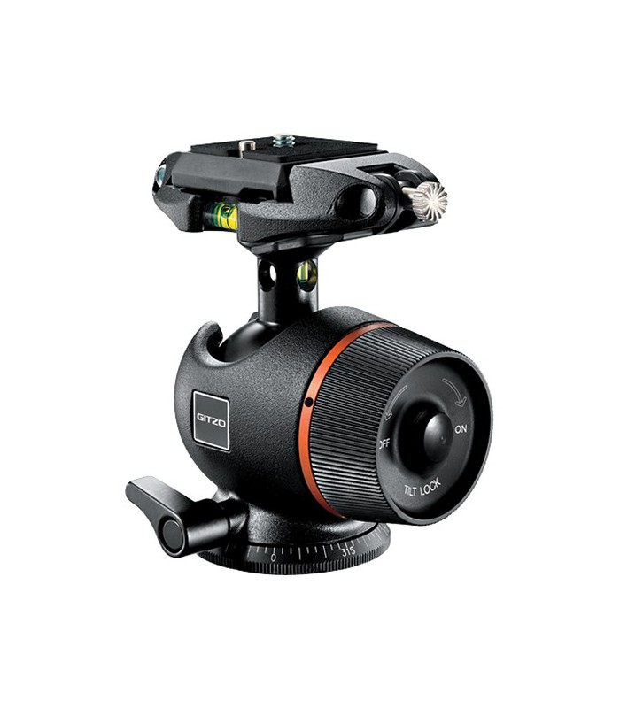 GITZO SER.2 BALL HEAD QR BLACK GH2781QR