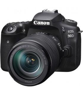 دوربین دیجیتال کانن مدل 90D همراه با لنز EF-S 18-135mm IS USM