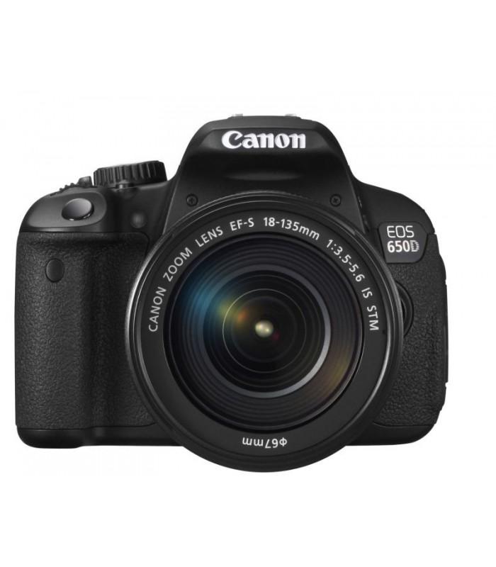Canon EOS 650D (Kiss X6i - Rebel T4i) + 18-135