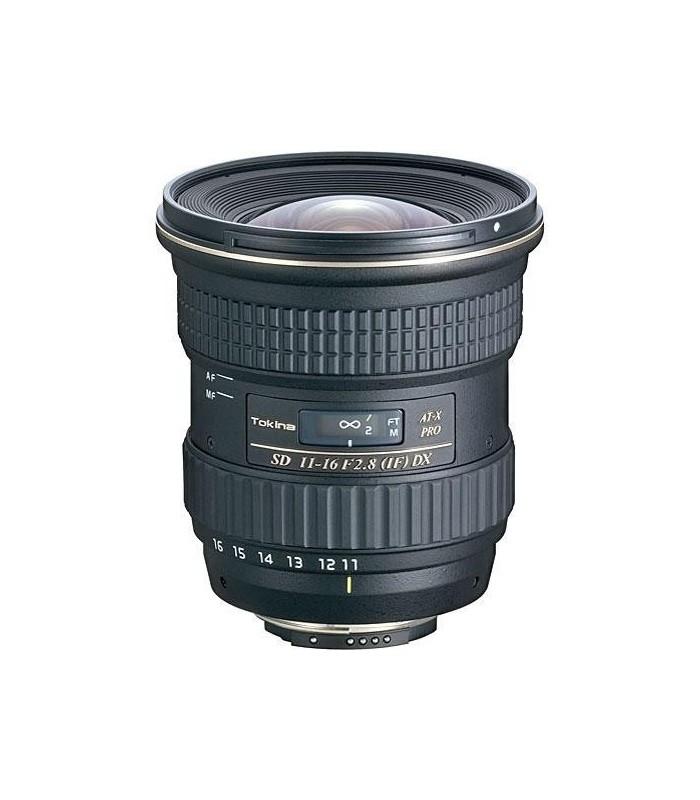 Tokina 11-16mm f2.8 AT-X 116 Pro DX Autofocus Lens-Nikon Mount