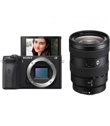 دوربین دیجیتال بدون آینه سونی مدل alpha a6600 همراه با لنز E 16-55mm f/2.8 G