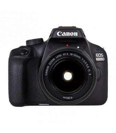 دوربین دیجیتال کانن 4000D به همراه لنز EF-S 18-55mm IS II
