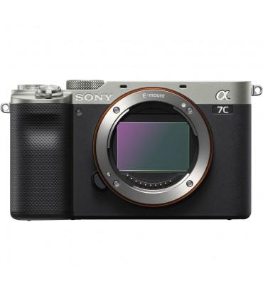 دوربین بدون آینه سونی Alpha a7C رنگ نقرهای