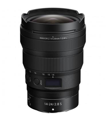 لنز نیکون مدل NIKKOR Z 14-24mm f/2.8 S