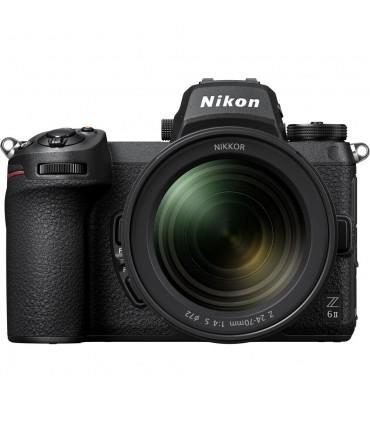 دوربین بدون آینه نیکون مدل Z6 II همراه با لنز NIKKOR 24-70mm