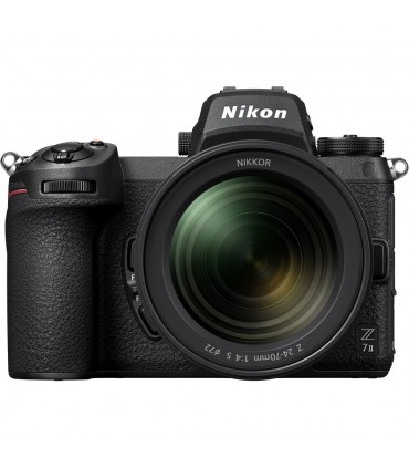 دوربین بدون آینه نیکون مدل Z7 II همراه با لنز NIKKOR 24-70mm
