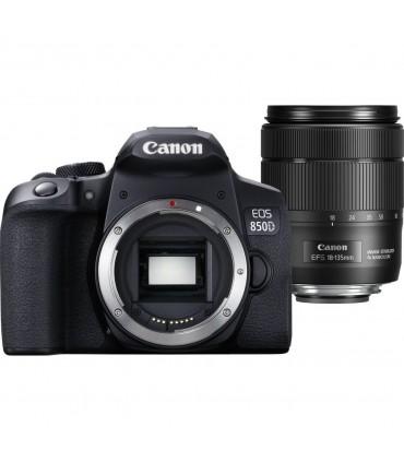 دوربین دیجیتال کانن مدل 850D همراه با لنز EF-S 18-135mm USM