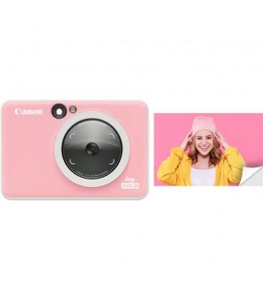دوربین چاپ سریع کانن مدل Canon IVY CLIQ2 رنگ صورتی