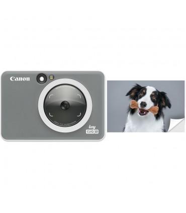 دوربین چاپ سریع کانن مدل Canon IVY CLIQ2 رنگ خاکستری