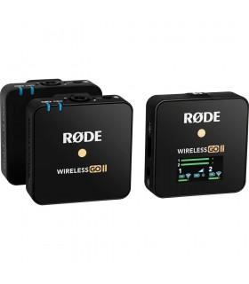 کیت میکروفن بی سیم رود مدل Rode Wireless GO II