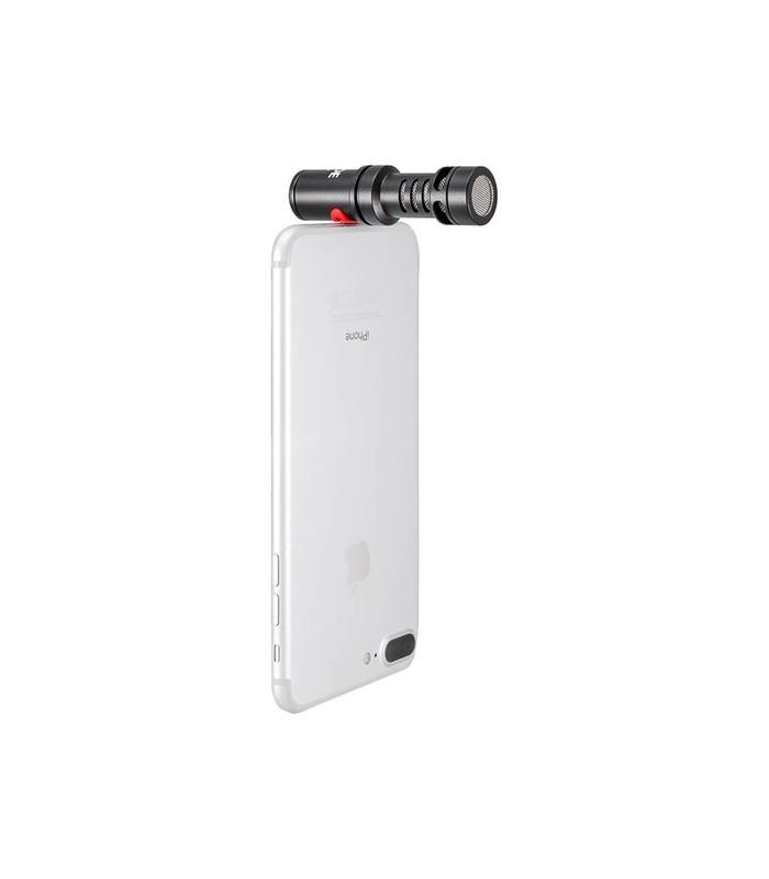 میکروفون موبایل رود مدل Rode VideoMic Me-L مناسب برای دستگاههای iOS