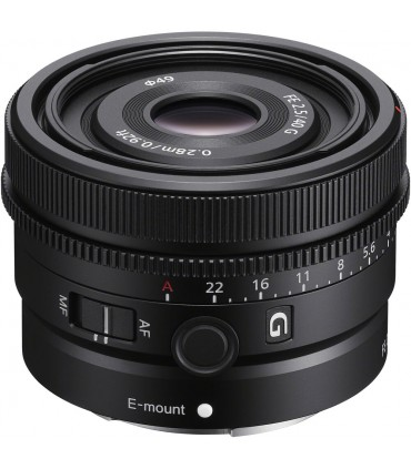 لنز سونی مدل FE 40mm f/2.5 G